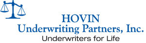 Hovin Underwriting Partners, Inc. - Underwriters for Life